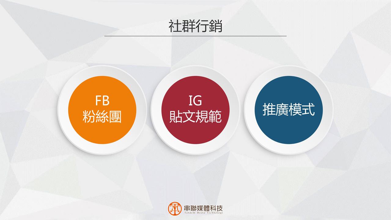 串聯媒體科技-全方位數位行銷專案課程p16