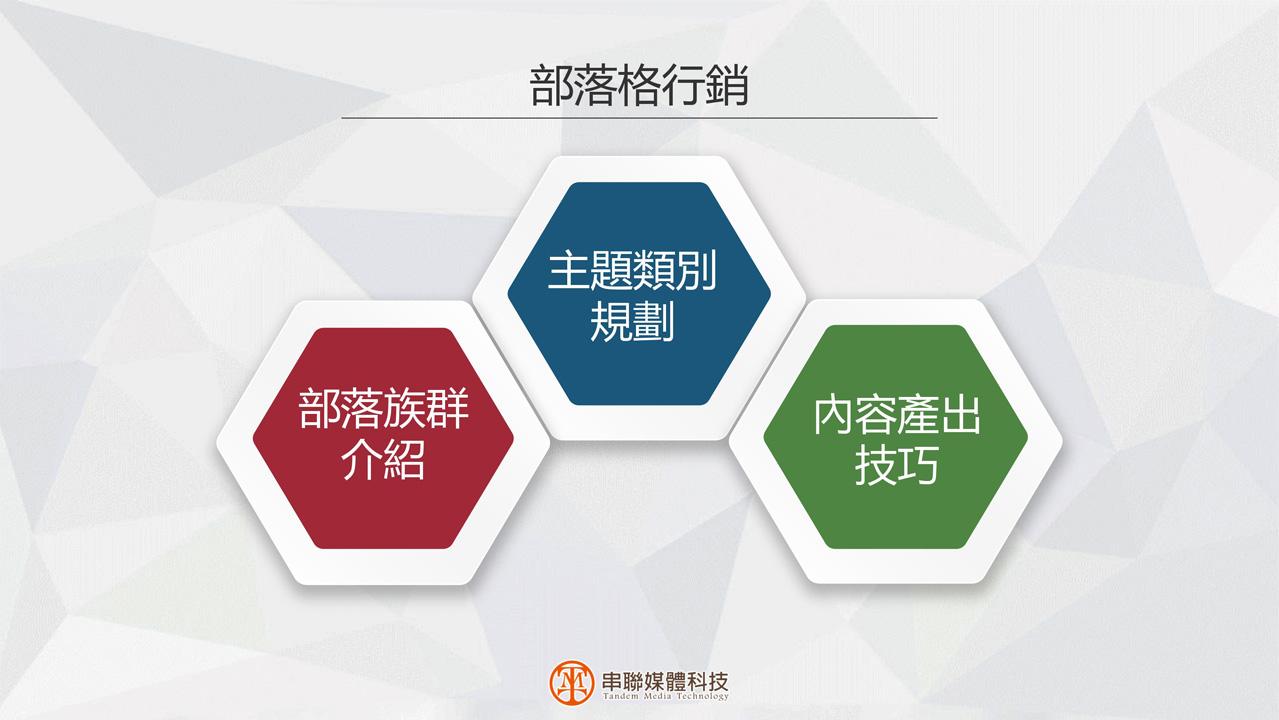 串聯媒體科技-全方位數位行銷專案課程p18